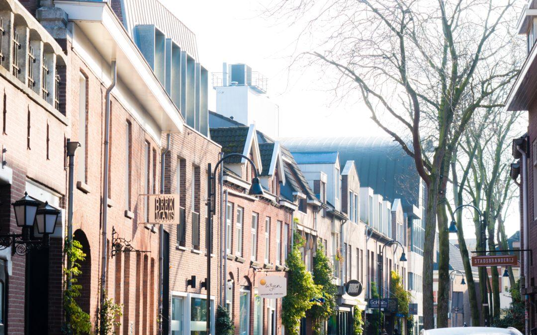 street in Eindhoven